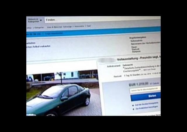 Arabasını satışa çıkaran Türk gündem oldu!
