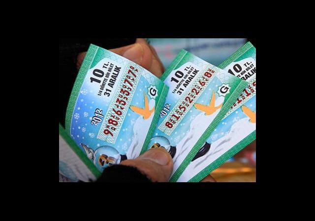 Milli Piyango Biletleri Kapış Kapış