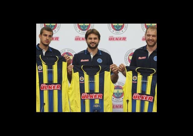 Fenerbahçe'den İmza Şov