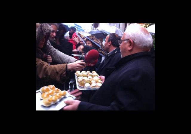 Tarihi İnci Pastanesi'nde Yıkım Gerginliği