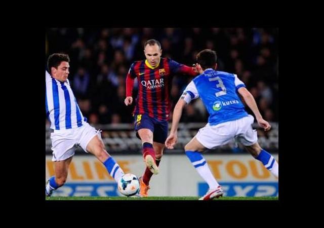 Iniesta: 'Hala şampiyon olabiliriz'