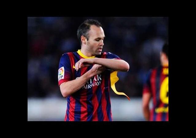 Iniesta: 'Mezara kadar...'