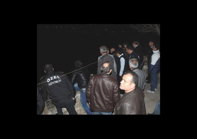Karaköy'de İntihar Vakası