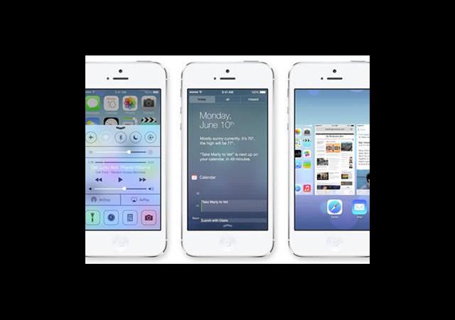 iOS 7 Beta 3 Geliyor