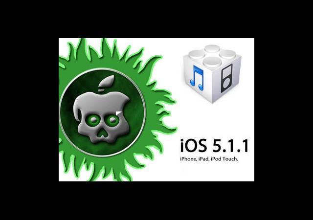 iOS 5.1.1 İçin Jailbreak Yayınlandı