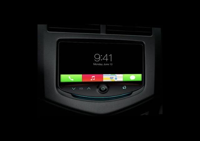iOS 7 Otomobillere Geliyor