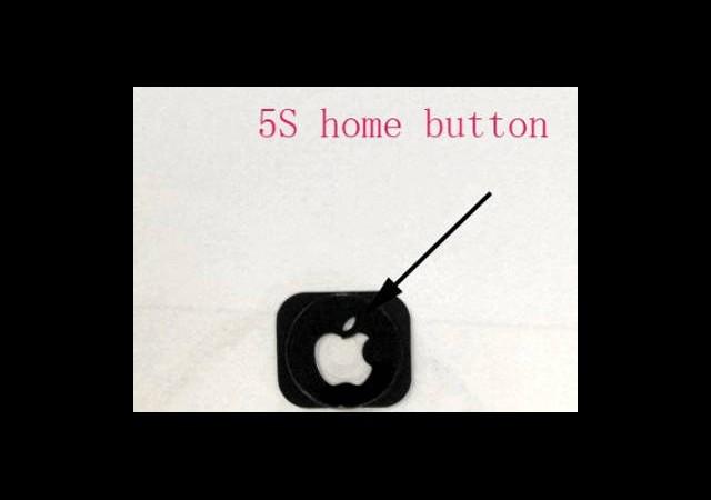 Günün Dedikodusu: iPhone 5S'in Home Tuşunda Apple Logosu Olabilir