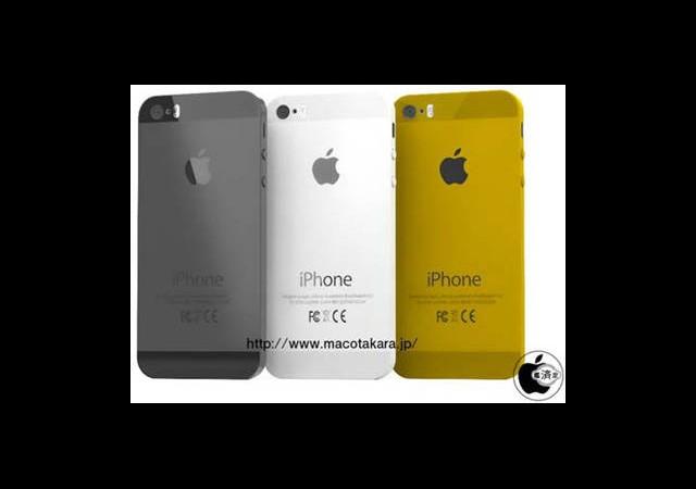 iPhone 5S, 8 Megapiksel Kamera ile mi Geliyor?