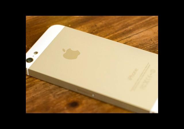 iPhone 5S Üretimi Yüzde 75 Artırıldı'