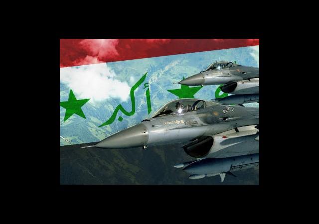 Irak Hava Sahasını Türkiye'ye Kapattı
