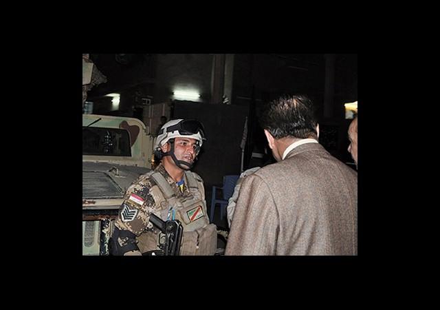 Irak'ta Gerginlik Devam Ediyor