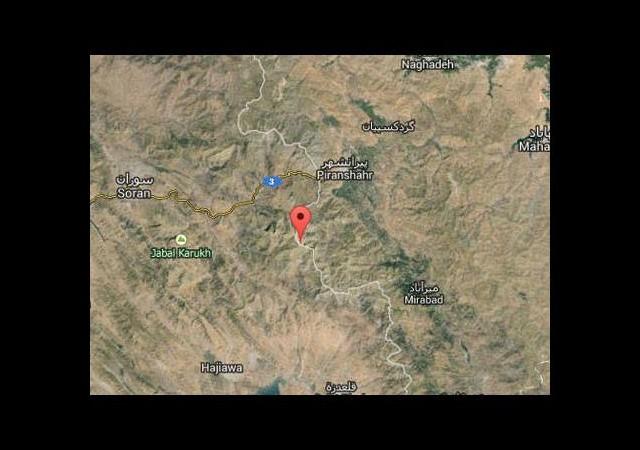 İran askerleri Kandil'de PKK ile çatıştı