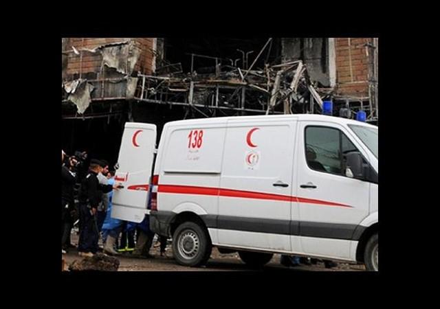 Irak'ta Televizyon Kanalına Saldırı: 8 Ölü