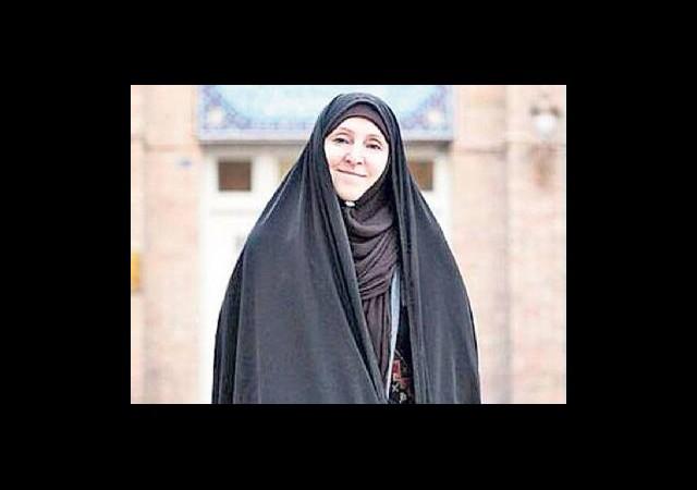 Iran'da Kadın Devrimi!