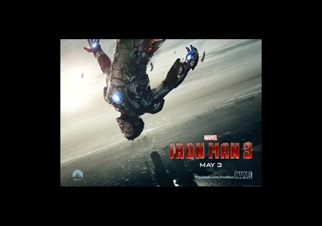 Iron Man 3'ün Yeni Görüntüleri Yayınlandı!
