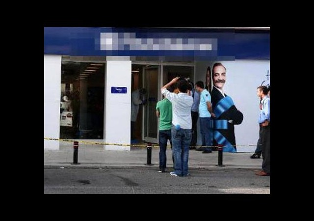 İstanbul'da 300 bin liralık banka soygunu
