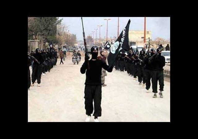 IŞİD'e ağır baskın!