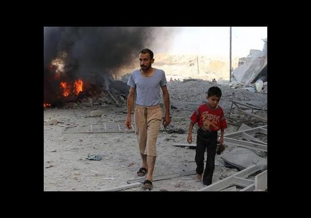 IŞİD'den çağrı: Evleri terk edin
