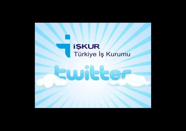 İŞKUR Tweet Atacak