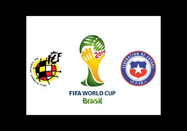 İspanya - Şili maçı saat kaçta?
