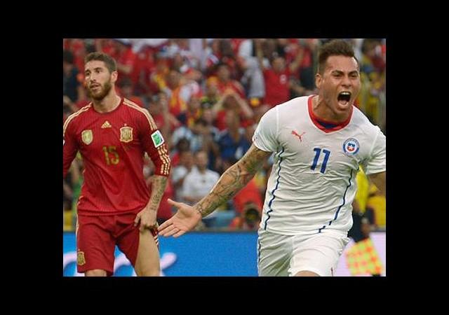 Son şampiyon İspanya turnuvaya havlu attı