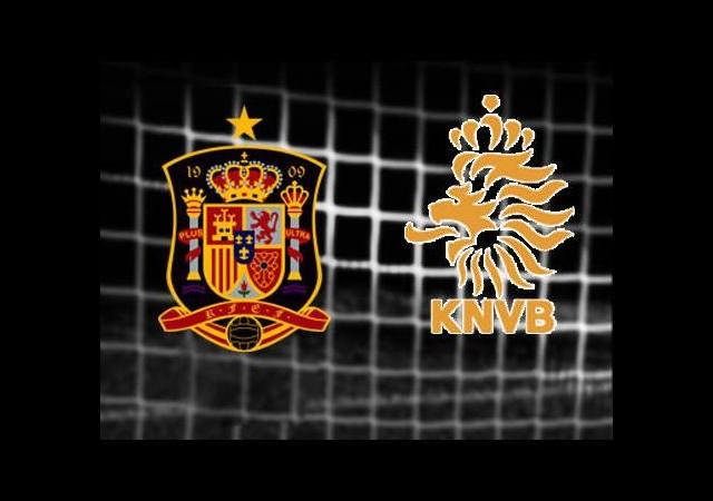 İspanya-Hollanda (Canlı Anlatım)