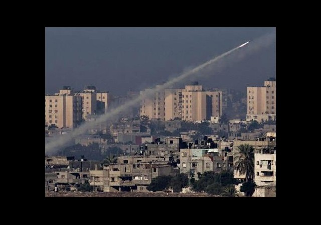 İsrail'de ilk sivil can kaybı