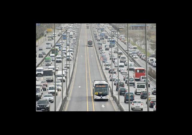 İstanbullu Sürücüler Dikkat