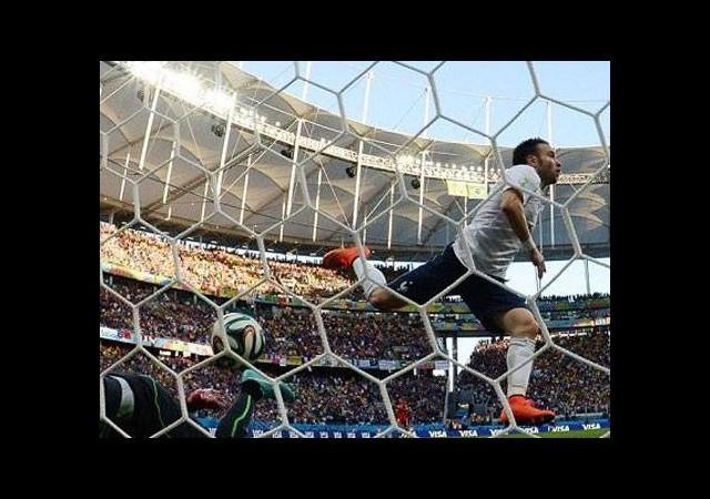 İsviçre – Fransa maçının golleri