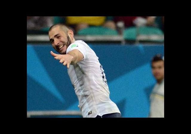 Gol düellosundan Fransa galip çıktı (İsviçre – Fransa maç özeti)