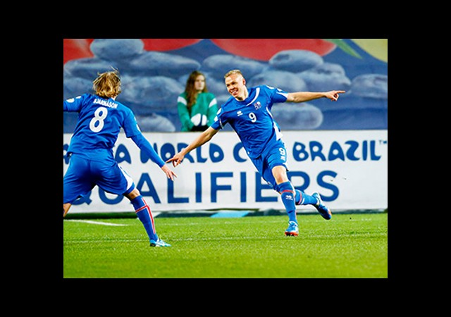 İzlanda Play-Off Biletini Kaptı