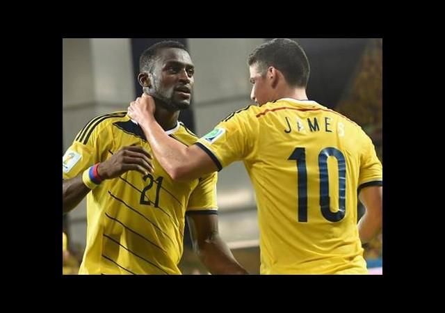 Kolombiya şov yaptı!