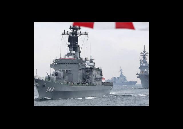 Japonya Çin'den Özür Bekliyor