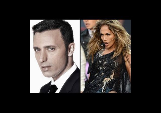 Mustafa Sandal ile Jennifer Lopez Aynı Sahnede!
