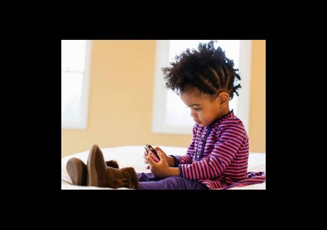 Çocuk Geçirmez Telefon?
