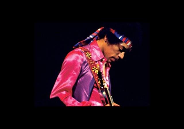 Jimi Hendrix Evimize Geliyor!