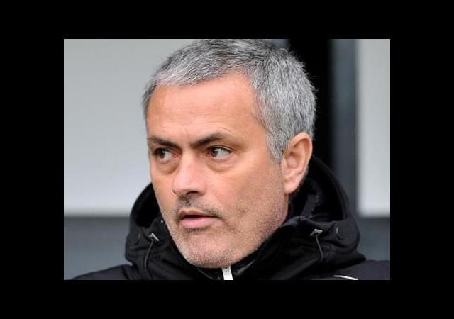 Jose Mourinho'dan Riera gafı