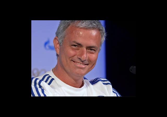 Jose Mourinho 'Sallamaya' Devam Ediyor