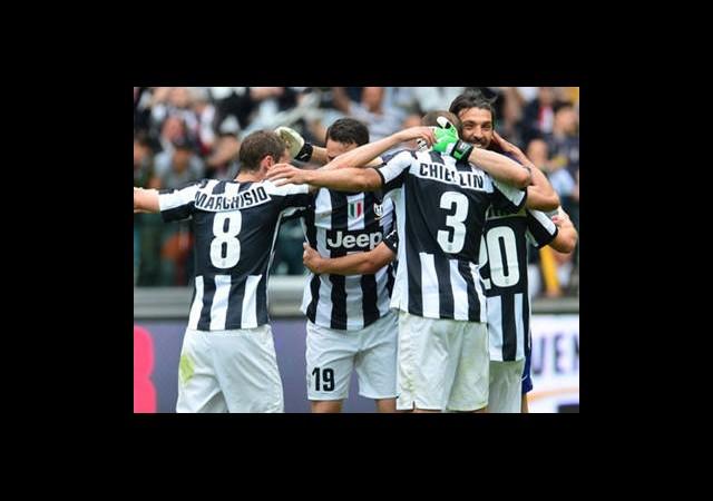 İtalya'nın Kralı Juventus