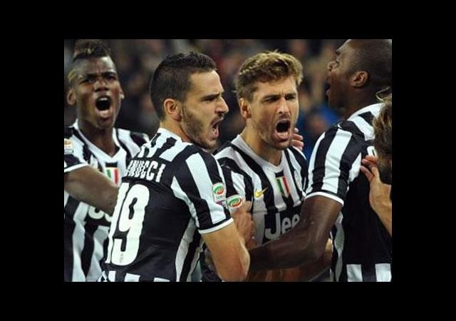 ''Juventus şike yapsa içinde olurduk''