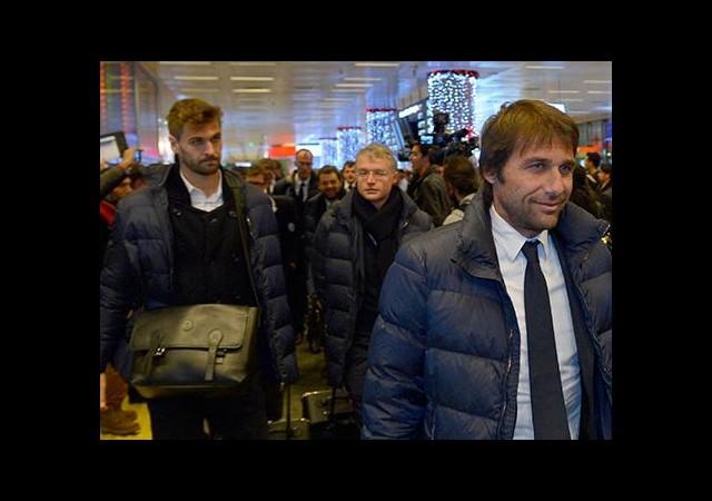 Juventus İstanbul'a Geldi!