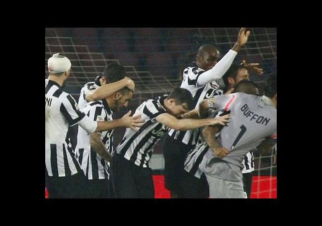 Serie A'da Juve imparatorluğu