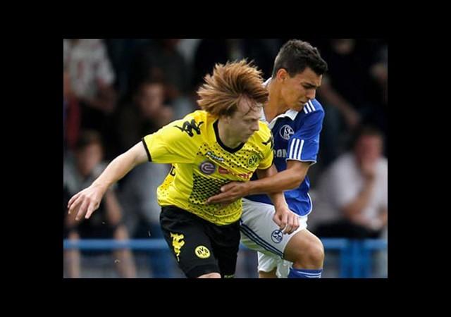 Schalkeli Oyuncu Milli Takımı Seçti