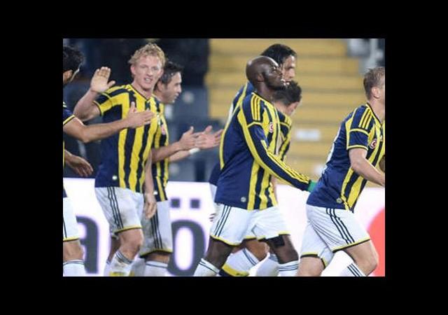 Fenerbahçe'nin müthiş istatistiği