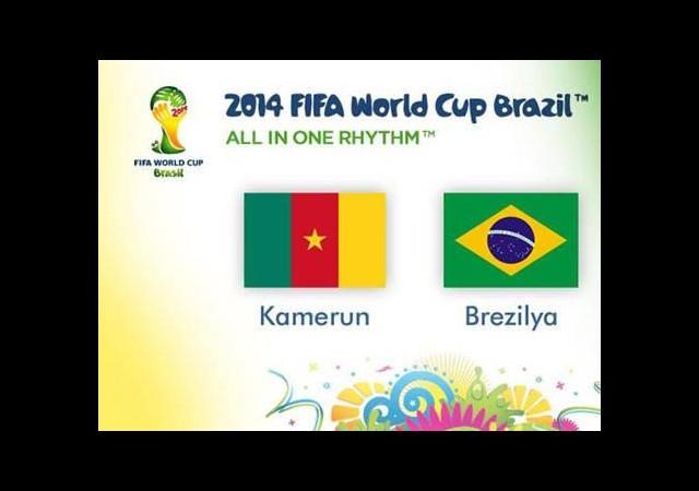 Brezilya liderlik için oynayacak