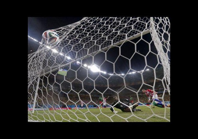 Hırvatistan - Kamerunu bitirdi! (Kamerun - Hırvatistan maçının golleri)