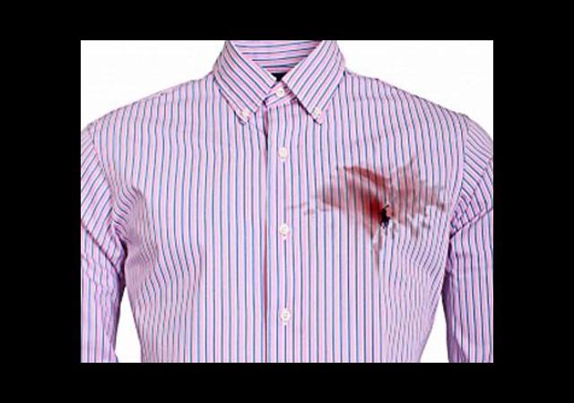 Kan lekesi nasıl çıkar ?