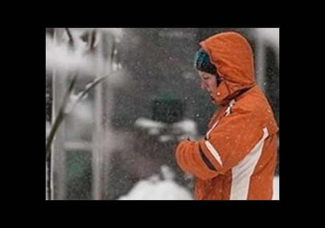 Kanada'da kış alarmı