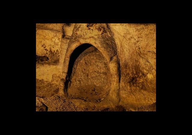 Kapadokya'da  'Saklı Şehir'  Bulundu