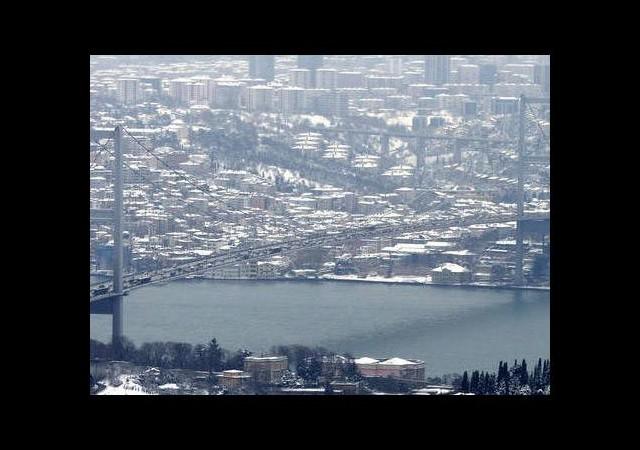 İstanbul için kritik uyarı! Kar yağışı...
